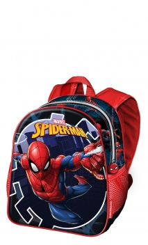 Mochila escolar infantil Spiderman