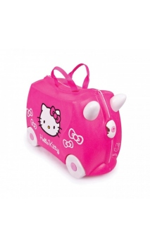 Maleta de viaje infantil, hello kitty de Trunki