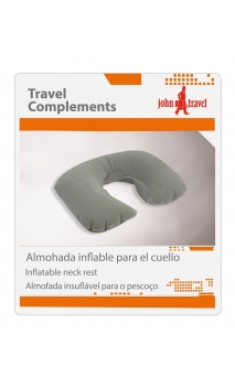 Almohada inflable | Travel Complements